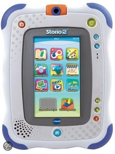 VTech Storio 2 Tablet - Blauw