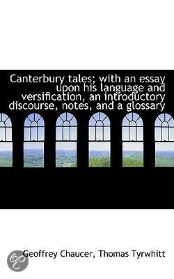Chaucer Canterbury Tales Prologue