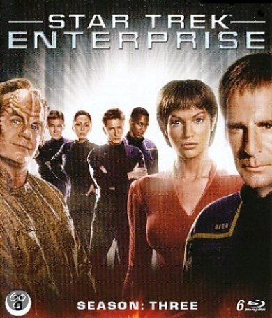 Star Trek: Enterprise - Seizoen 3 (Blu-ray)
