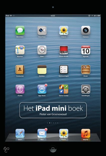 Het iPad mini boek