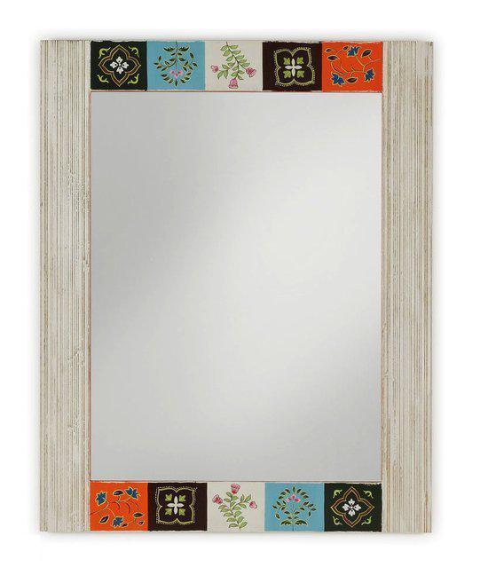Laforma octans decoratieve spiegel wonen - Decoratieve spiegel plakken ...
