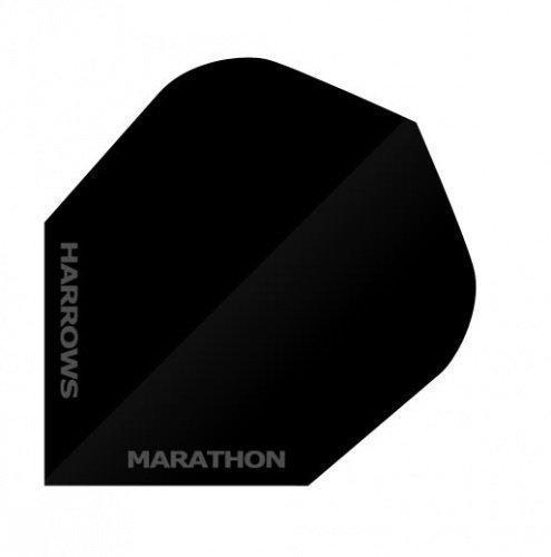 Harrows darts Flight 1514 marathon std zwart 3 stuks in Munte