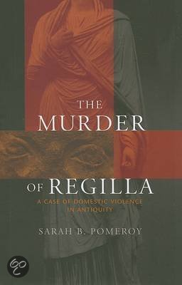 murder of regilla review Talk:herodes atticus this article is i think some reference should also be made to the manner of regilla's death and the please take a moment to review my.