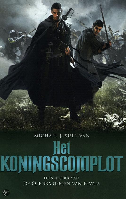 De Openbaringen van Riyria 1 - Het Koningscomplot