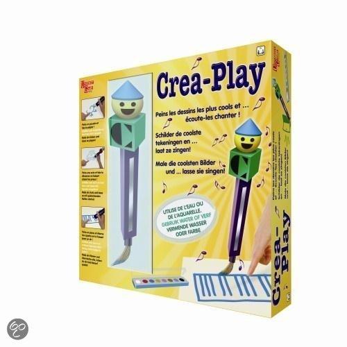 Crea-Play Penseel Geluid