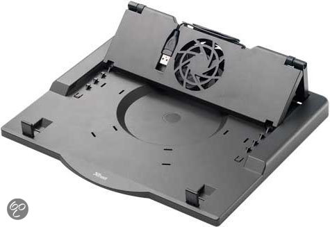 Trust Accessories Nb-8050p Notebook Cooling Stand