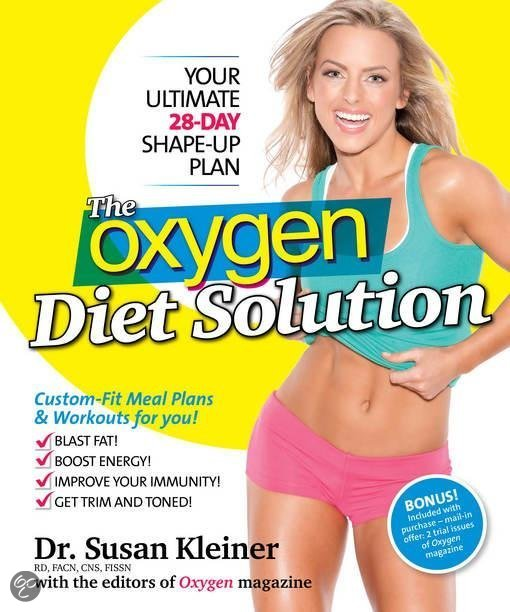 The Oxygen Diet Solution