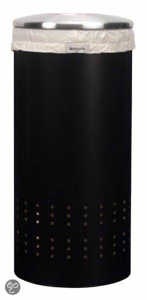 Brabantia Wasbox 30 l - Matt Black