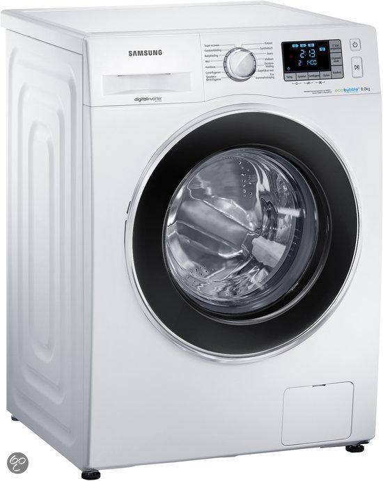 samsung wf80f5ebp4w en eco bubble wasmachine. Black Bedroom Furniture Sets. Home Design Ideas