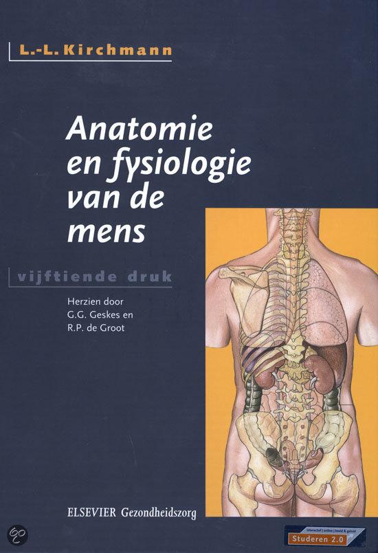 Anatomie en fysiologie van de mens
