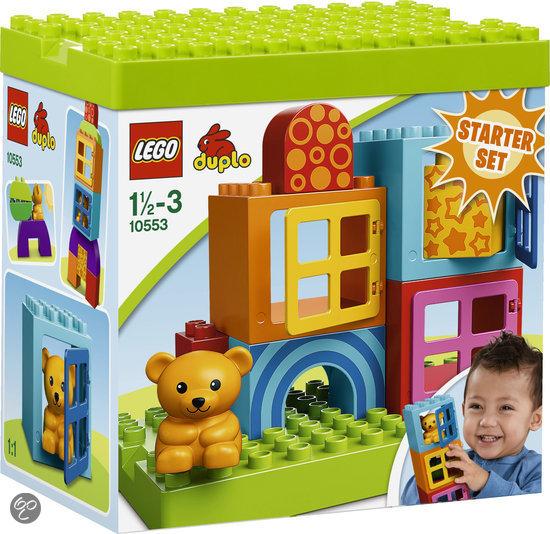 LEGO Duplo Peuter Bouwen en Spelen - 10553
