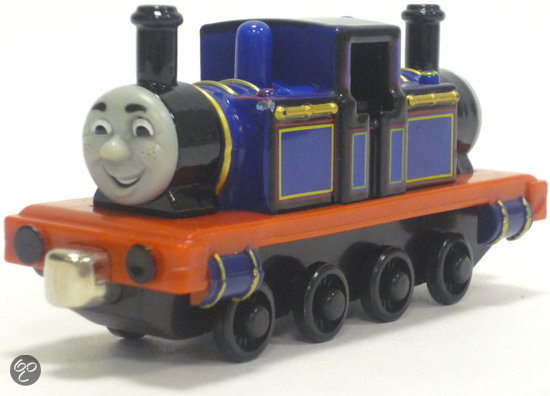 Fisher Price - Thomas de Trein Mighty Mac Small
