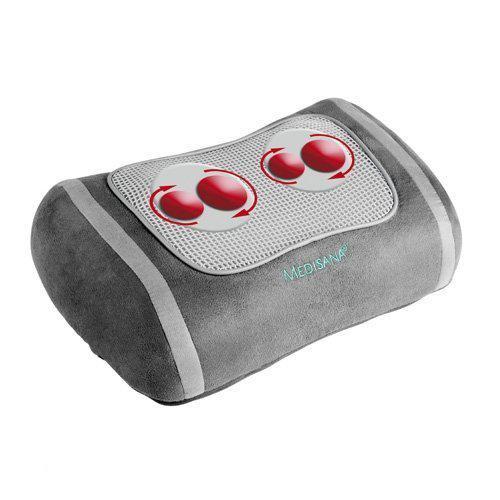 Medisana shiatsu massagekussen klein smc for Shiatsu massage kussen