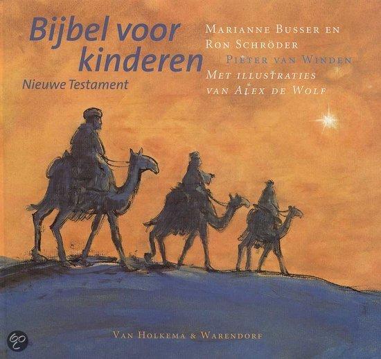 Bijbel Voor Kinderen / Nieuwe Testament