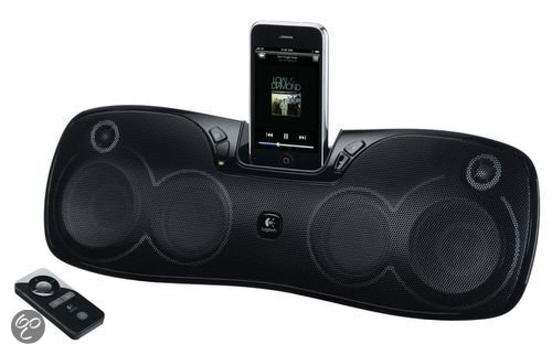 Logitech S715i - Portable Speakerdock voor iPod en iPhone