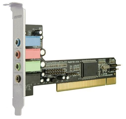 SOUND SWEEX 4.1 PCI Sound Card