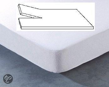 cevilit molton split topper stretch molton 180 x 200 220 wonen. Black Bedroom Furniture Sets. Home Design Ideas
