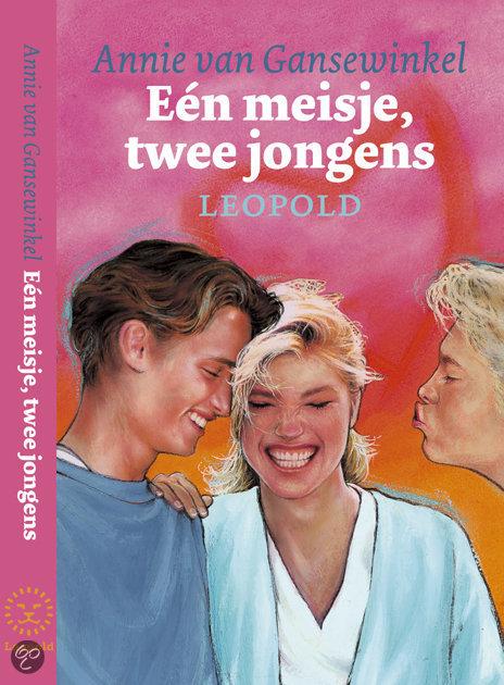 Een meisje twee jongens annie van gansewinkel 9789025846350 boeken - Twee meisjes en een jongen ...