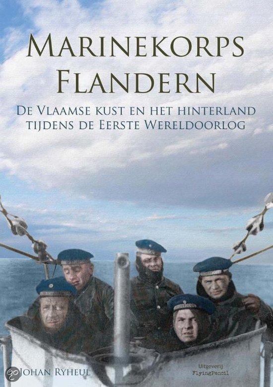 bol.com : Marinekorps Flandern, Johan Ryheul : 9789078878131 : Boeken