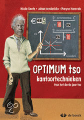Optimum - kantoortechnieken tso 3 - leerwerkboek