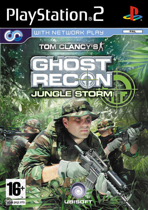 Tom Clancy's Ghost Recon Jungle Storm