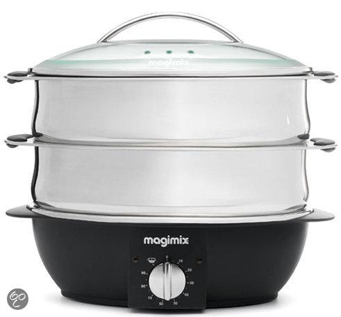 magimix cuiseur vapeur 11577nl stoomkoker elektronica. Black Bedroom Furniture Sets. Home Design Ideas