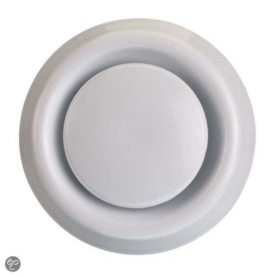 Getallen op ventilatieventielen - Algemene Zaken - GoT