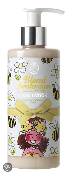 Blond Amsterdam Heavenly Softening Honey Handlotion