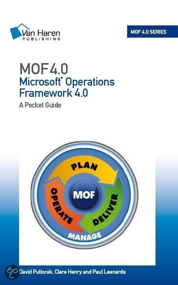 Microsoft Operations Framework 4.0 - A Pocket Guide