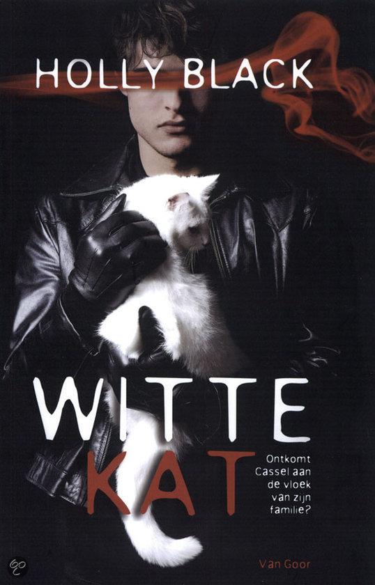 Vloekwerkers- trilogie / 1 Witte kat