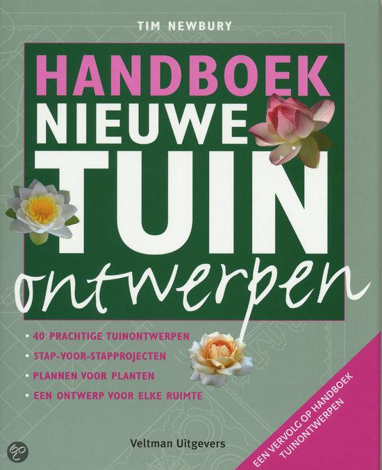 Handboek nieuwe tuinontwerpen t newbury for Tuinontwerp boek