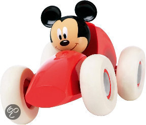 Brio Disney Mickey Mouse Racewagen