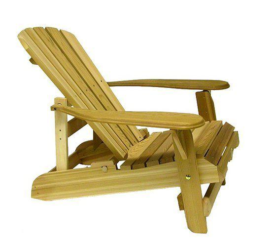 bol com   Original Bear Chair Tuinstoel Bear Chair 500 Verstelbare tuinstoel