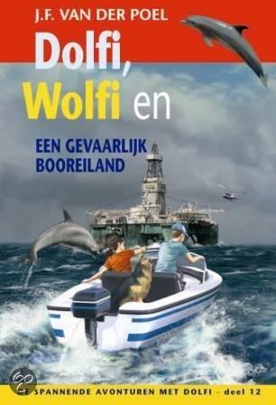 Dolfi Wolfi En Een Gevaarlijk Booreiland / 12