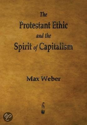 the protestant ethic and spirit of Absolutely weber is one of the most influential sociological theorists you can't  spit in sociology without getting a drop on something from.