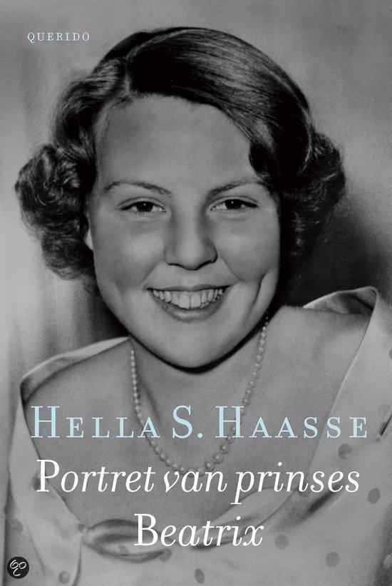 Portret van prinses Beatrix