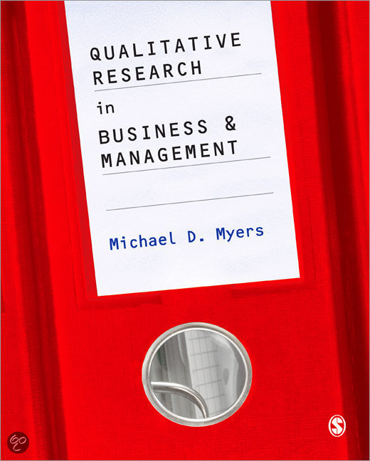 Qualitative research in accounting and management