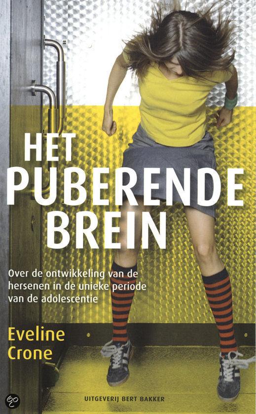 Bol Com Het Puberende Brein Eveline Crone