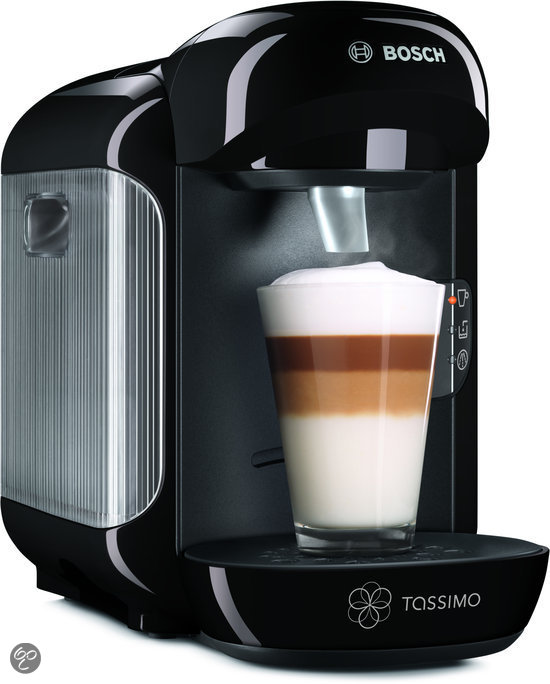 bosch tassimo machine vivy tas 1202 real black. Black Bedroom Furniture Sets. Home Design Ideas