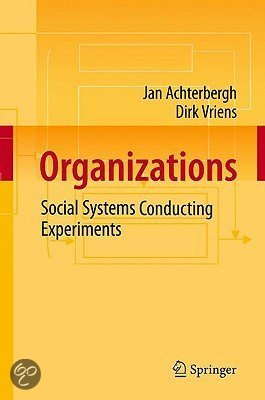 organizations as social systems The ssa organization website details information about each of ssa's components, their structure, current leadership, and functions.