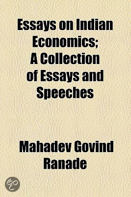 Essays on Indian Economics