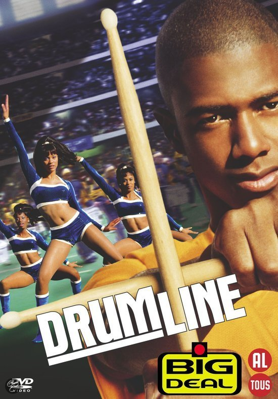 Orlando jones drumline