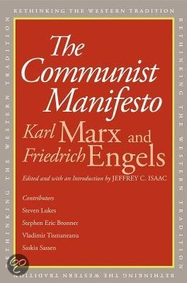 marx and engels the communist manifesto essay