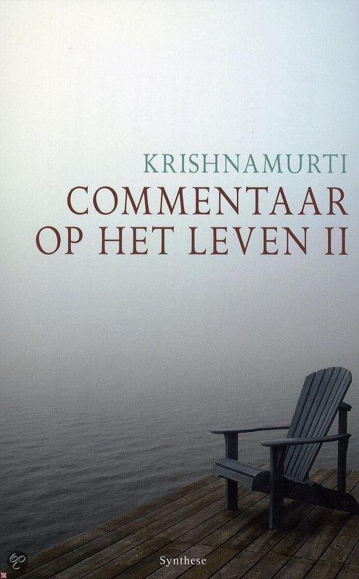 Commentaar op het leven / II