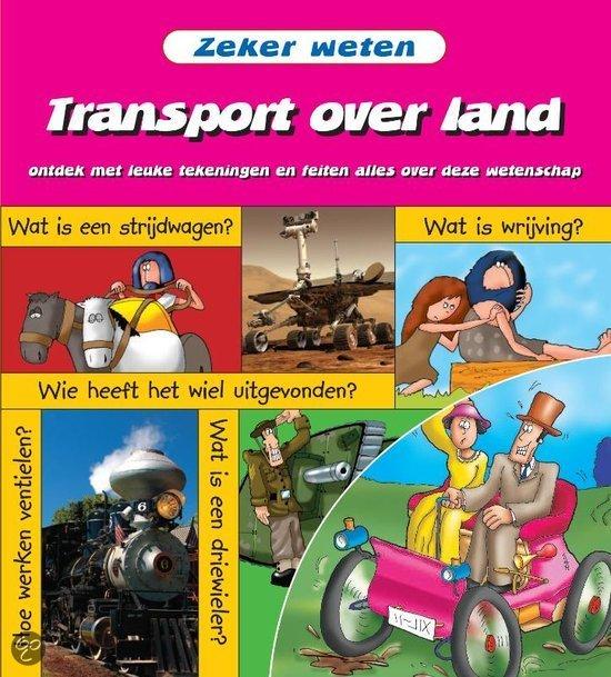 bol.com : Transport over land, Steve Way u0026 Gerry Bailey ...