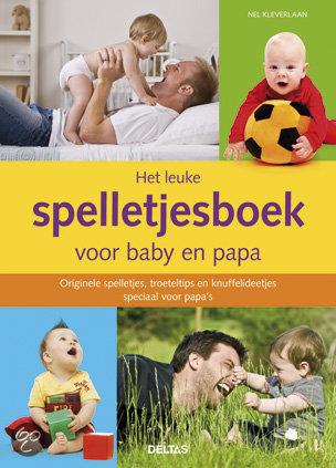 Het leuke spelletjesboek voor baby en papa