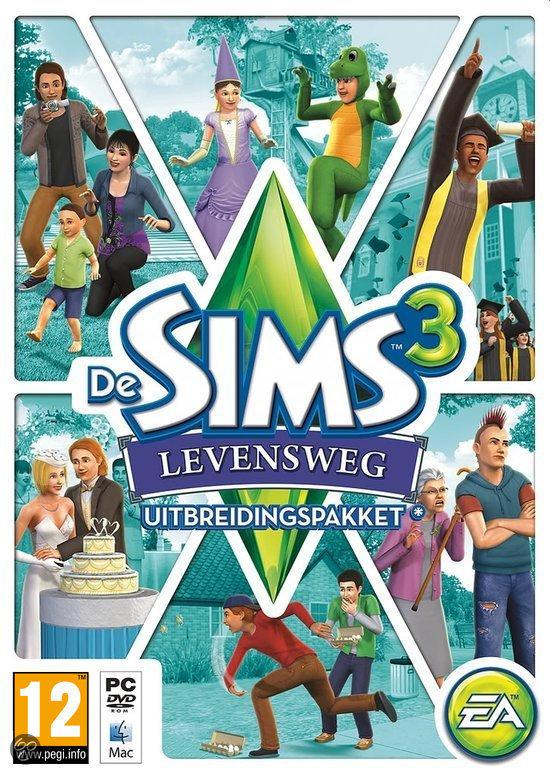 De Sims 3: Levensweg