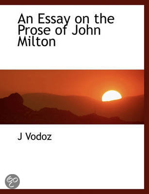 John Milton Degree Essay And Coursework Help From Marked Teachers