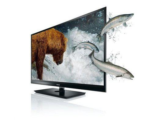 Toshiba 46WL863 - 3D LED TV - 46 inch - Full HD