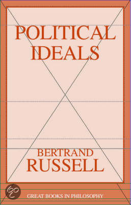 Political Ideals<br>Bertrand Russell